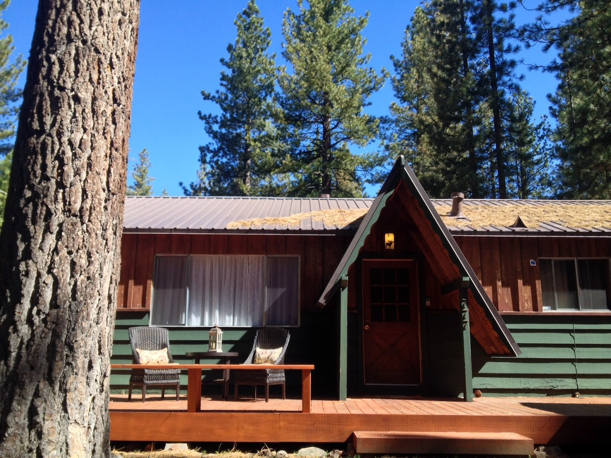 Welcome to your Tahoe Chalet!