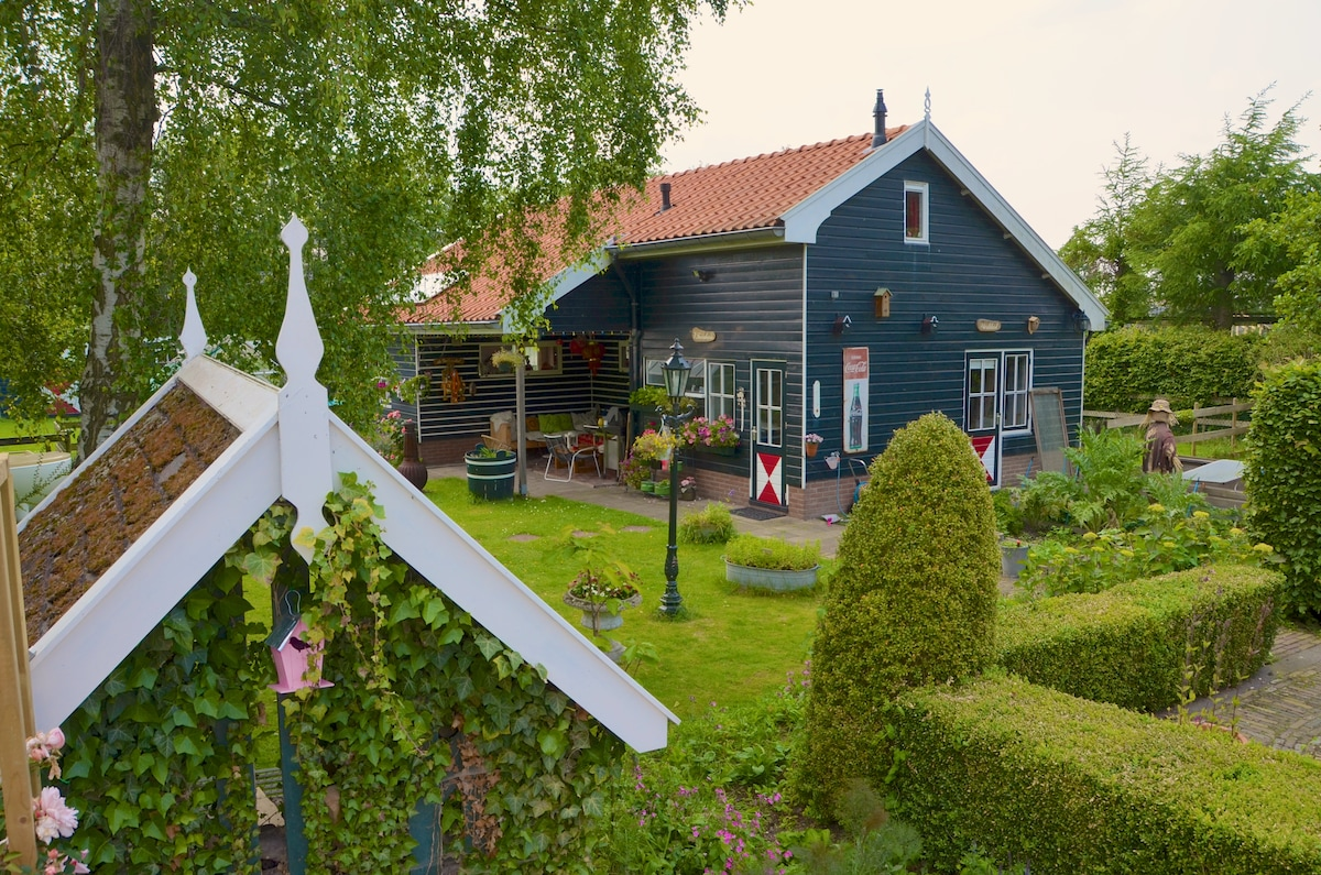 Family guesthouse near Amsterdam