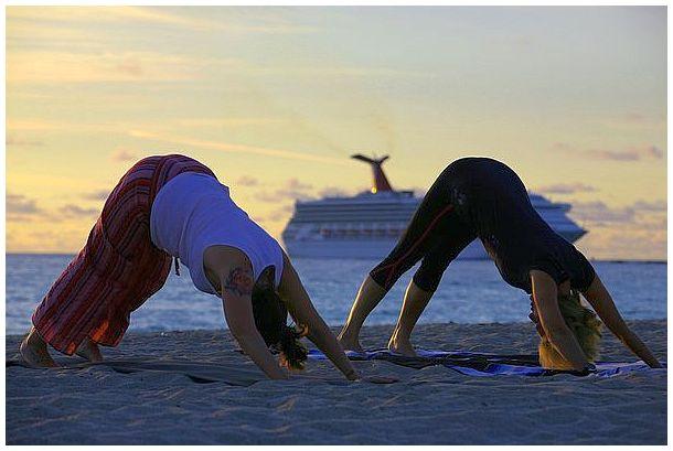 Yoga on The Beach South Beach South Beach Yoga Flow