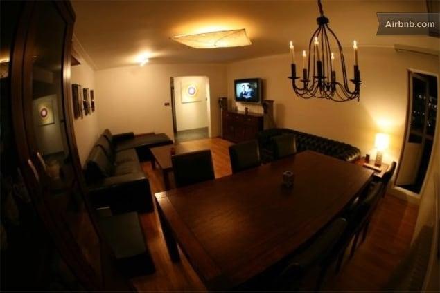 Small, Simple, Cozy room.