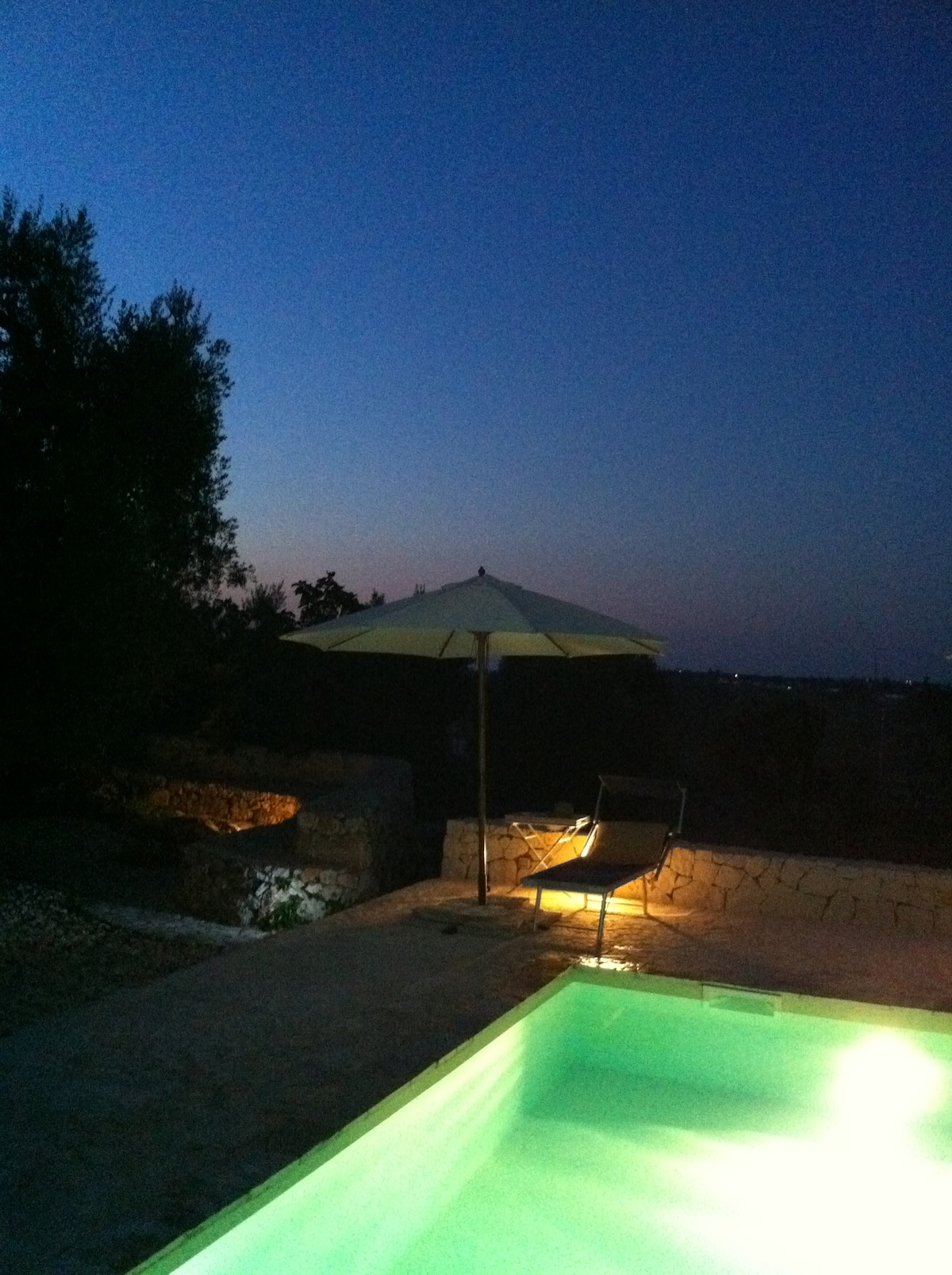 AMAZING TRULLO WITH PRIVATE POOL