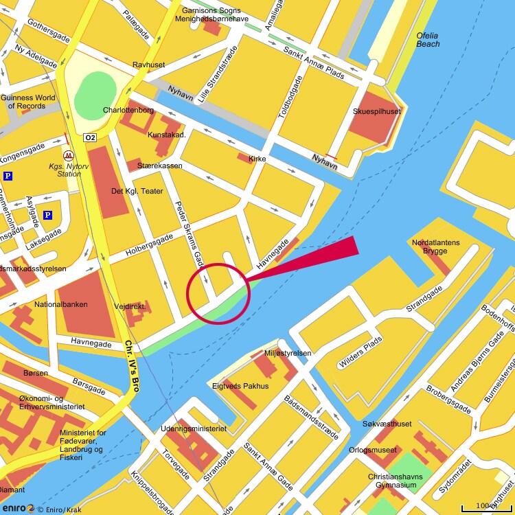 Location Location Location - Pederskramsgade 23