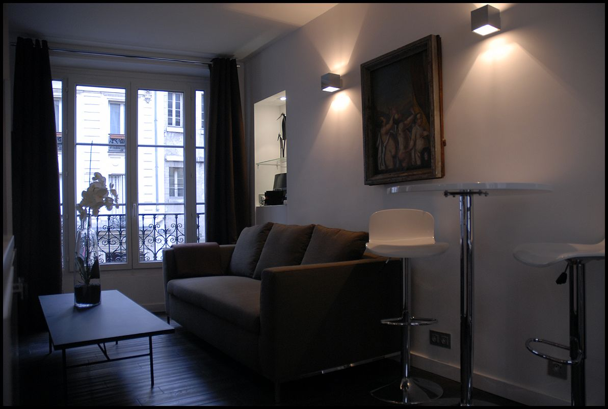 NEW FLAT IN MARAIS RUE DES ARCHIVES
