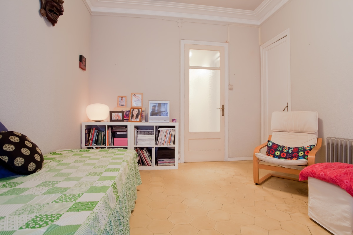 SINGLE ROOM HAPPY FLAT EXC LOCATION