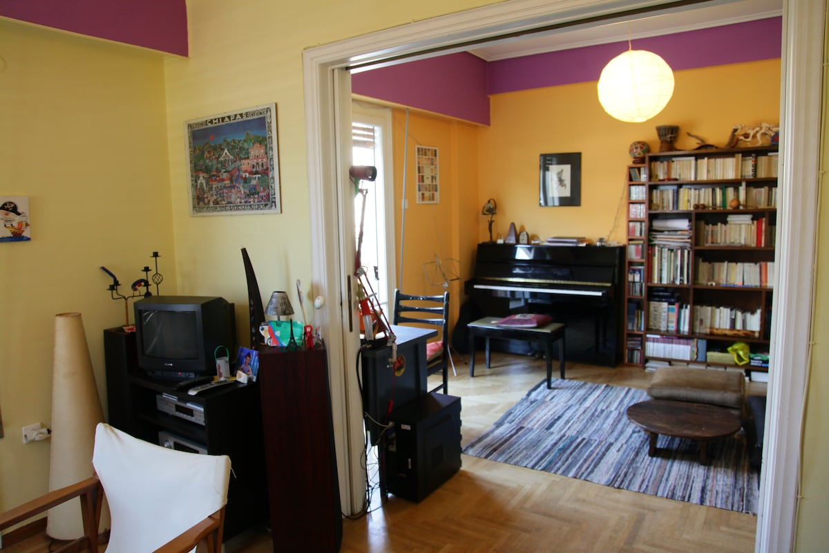 apartment in Athen's center