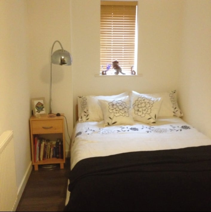 Double Room with Modern Amentities