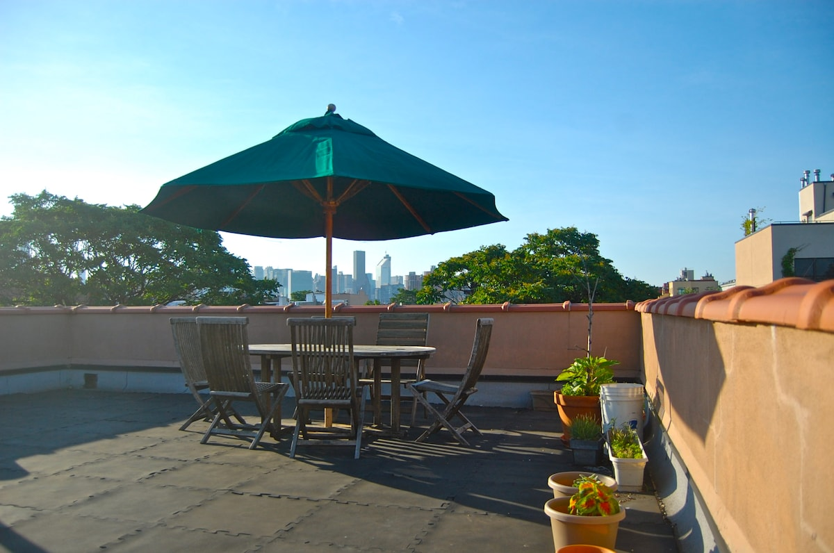 Charming 1BR Greenpoint, Brooklyn