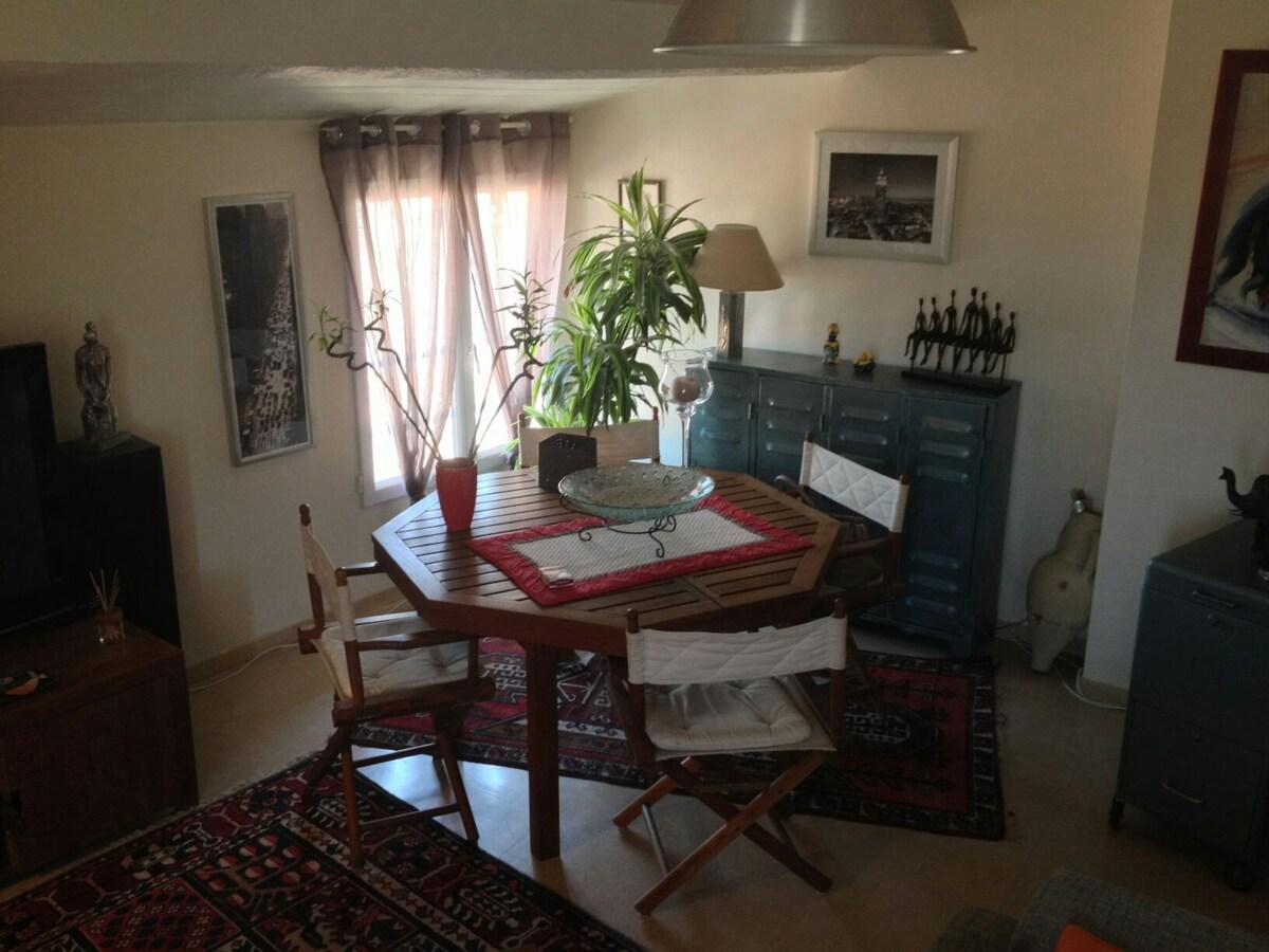 Très bel appartement spacieux.