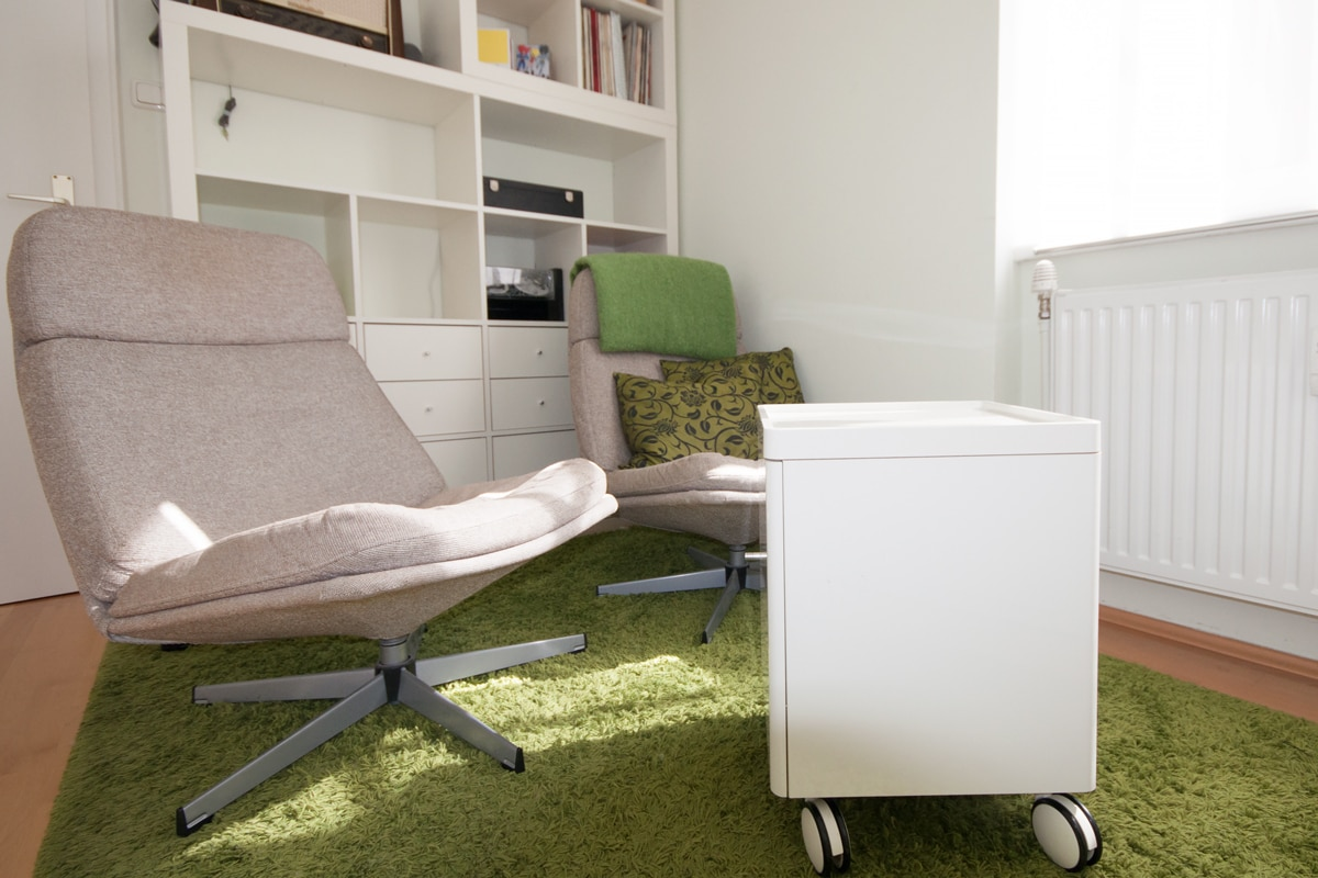 Chill out corner – in your guest room.