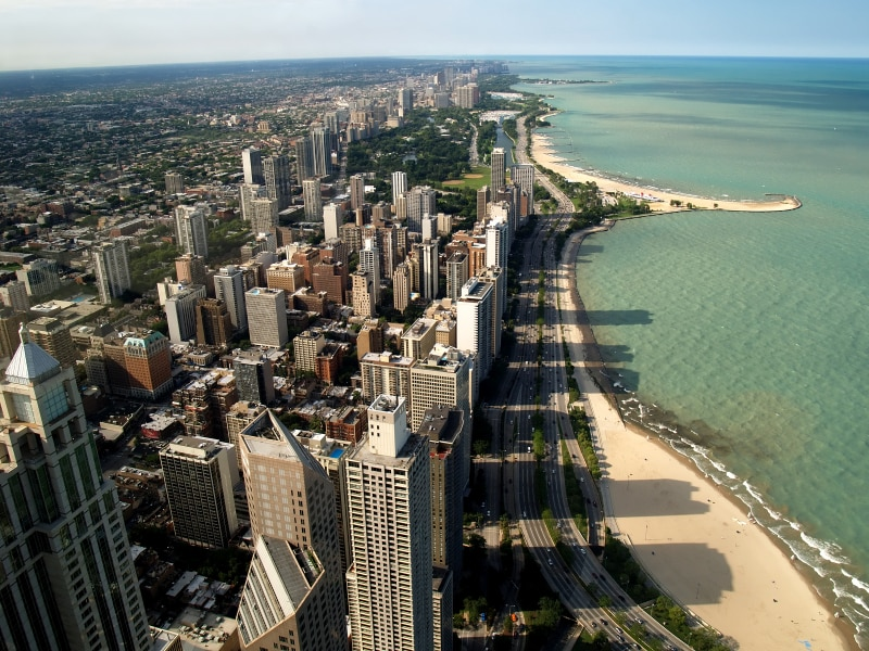 Luxury Condo In Downtown Chicago