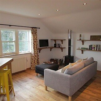 2 bed stylish barn.High spec finish