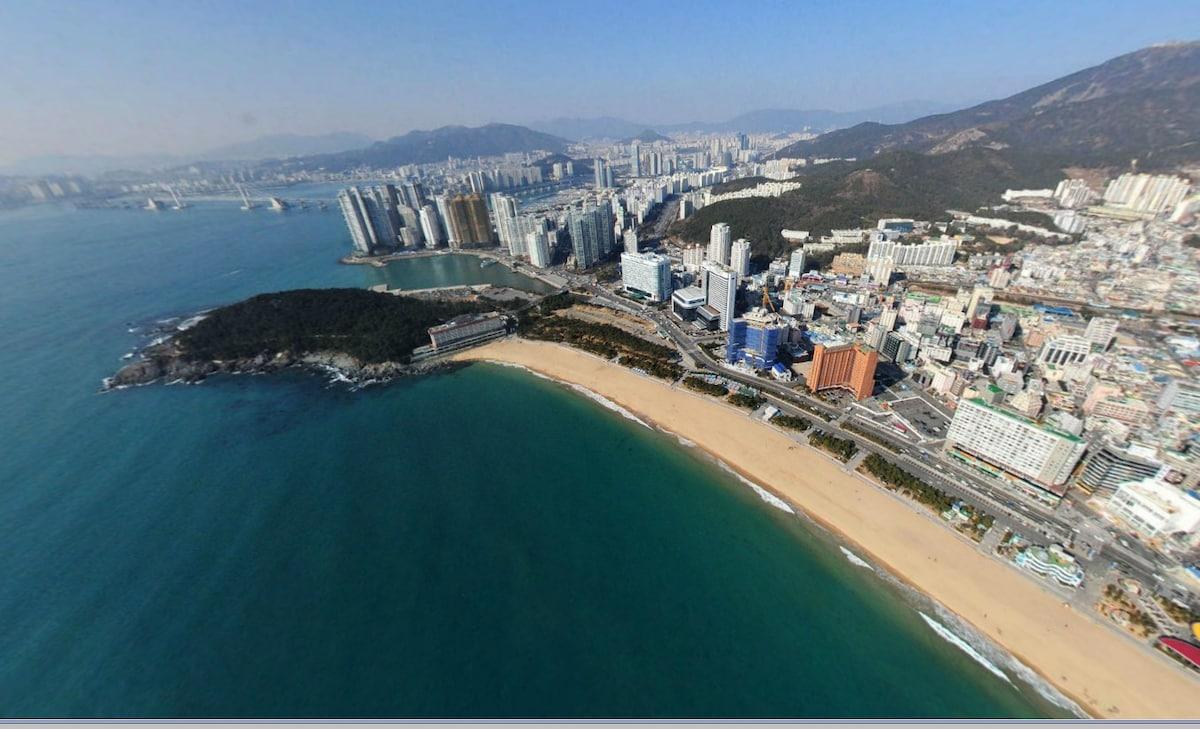 Haeundae Beach Paradise