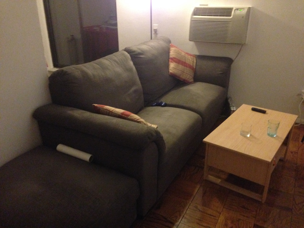 Your own space in Downtown New York