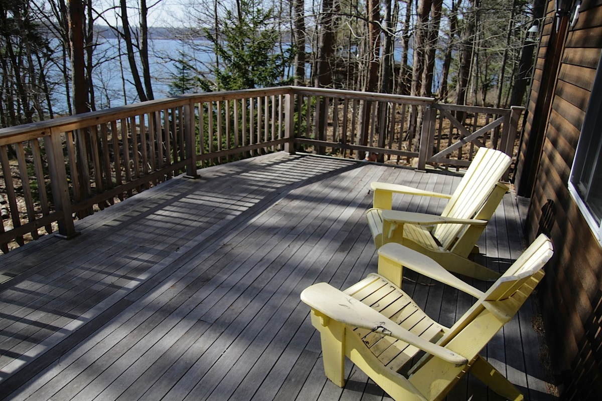 Maine Oceanfront Made Affordable