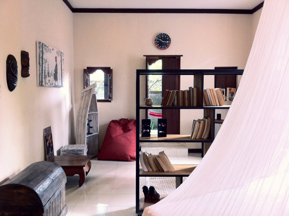 Cozy, Quirky Budget Studio in Ubud