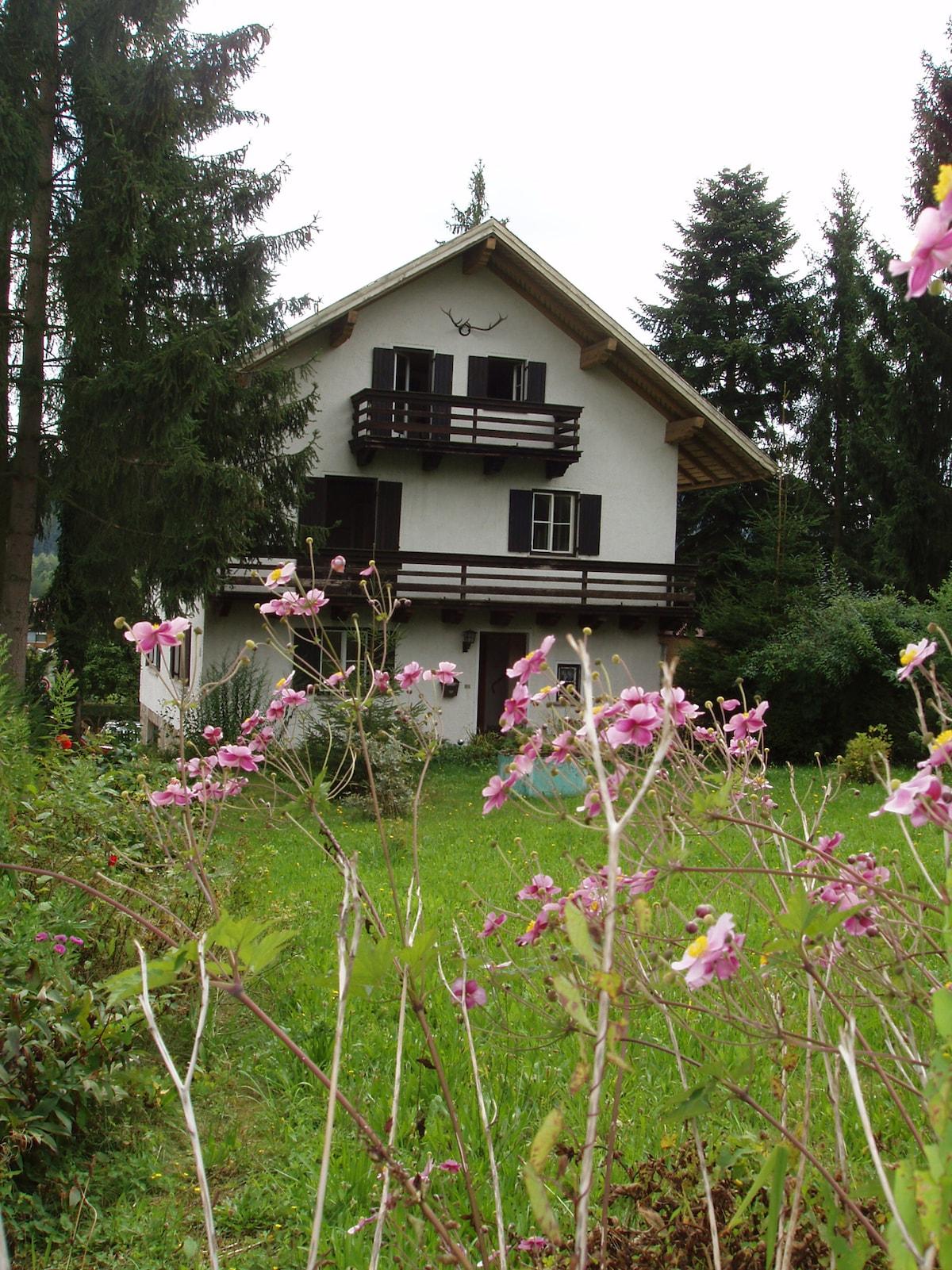AtelierHaus im Bayerischen Wald