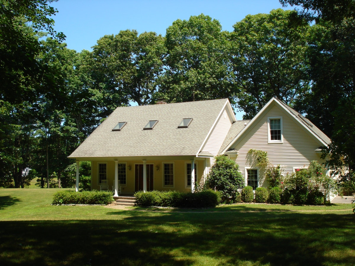 Connecticut Country Retreat