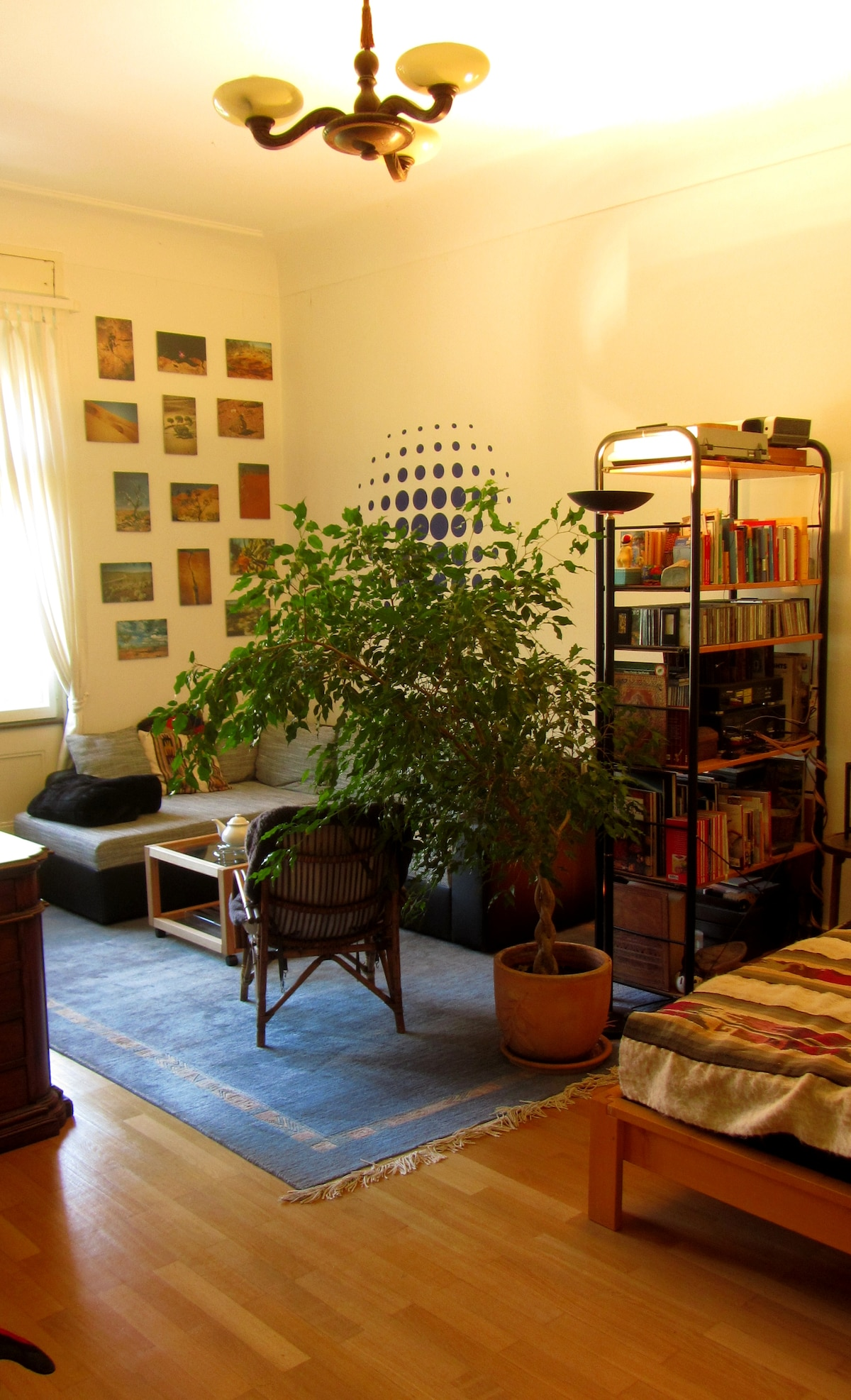 30sqm room in shared flat, sleeps 2