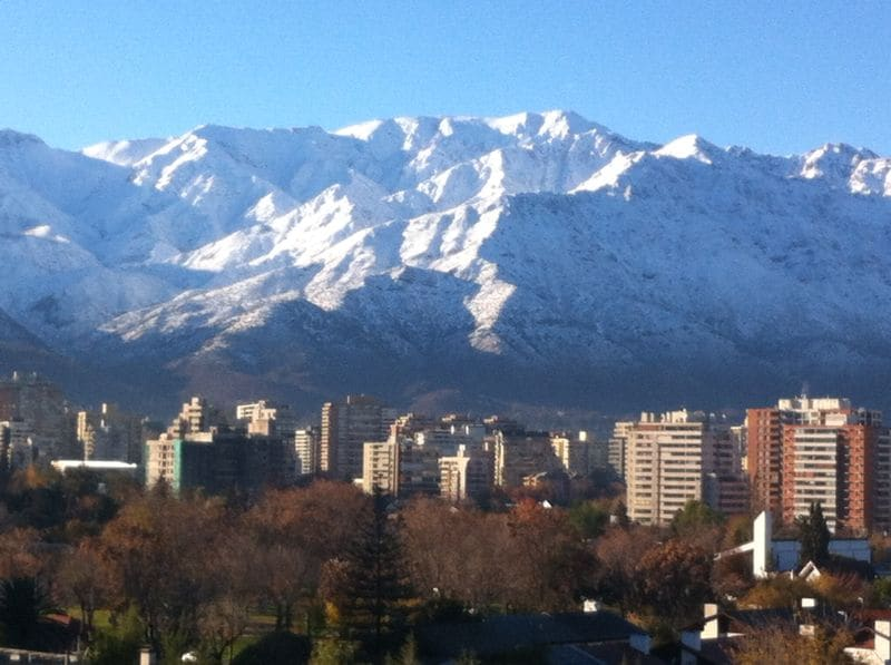 THE MOST MAGICAL VIEWS OF SANTIAGO