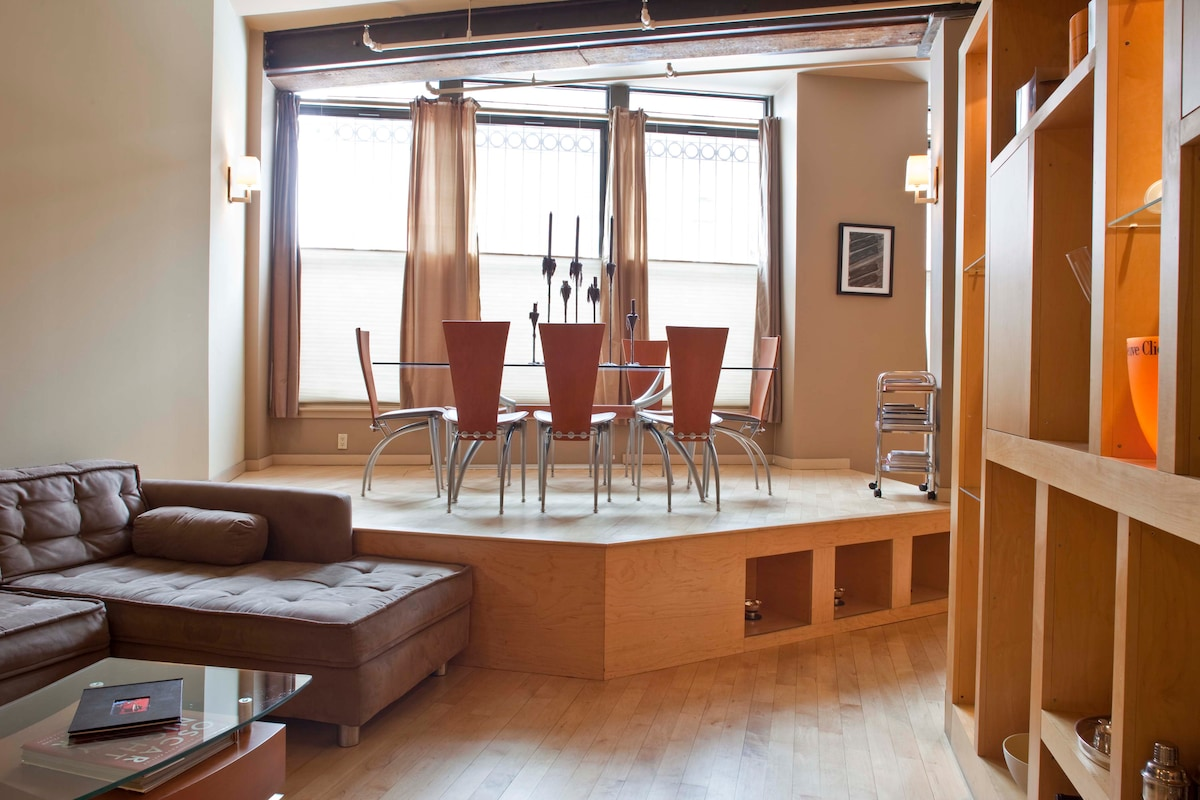 Beautiful Meatpacking District Loft