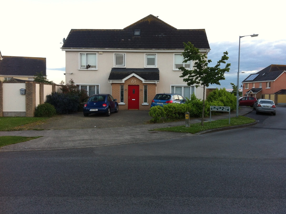 House in Lusk, Dublin-Near Airport