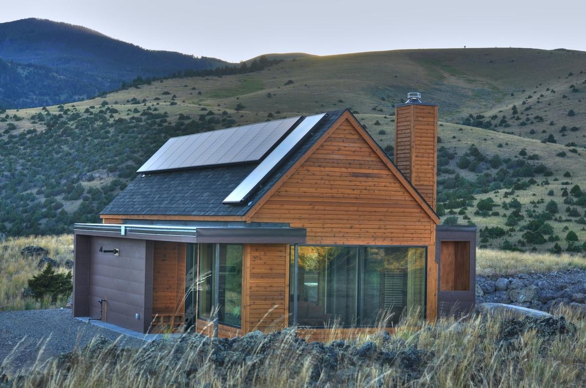 Erik's Ranch Gorgeous MT Guesthouse