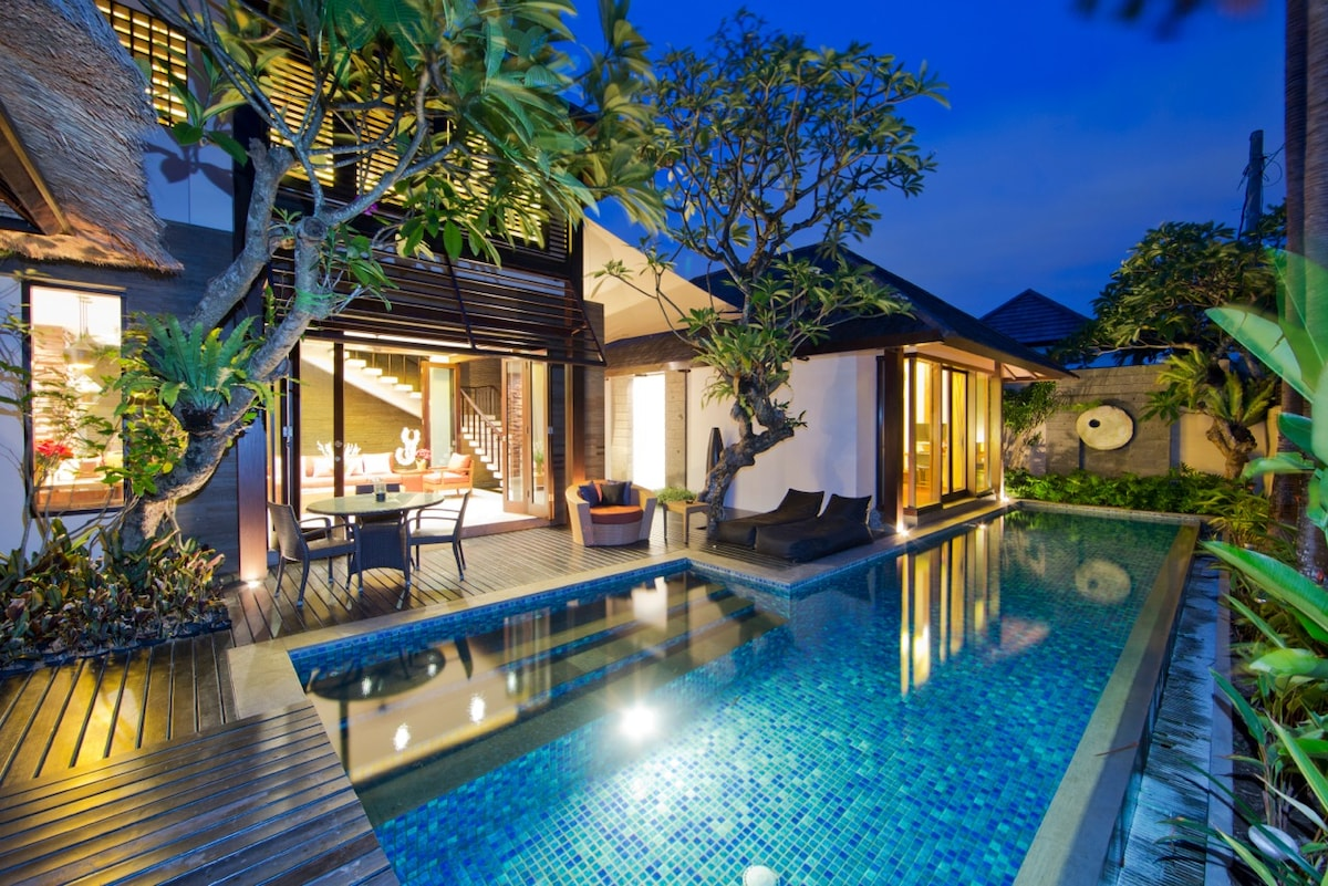Villa Canthy 5BED heart of Seminyak