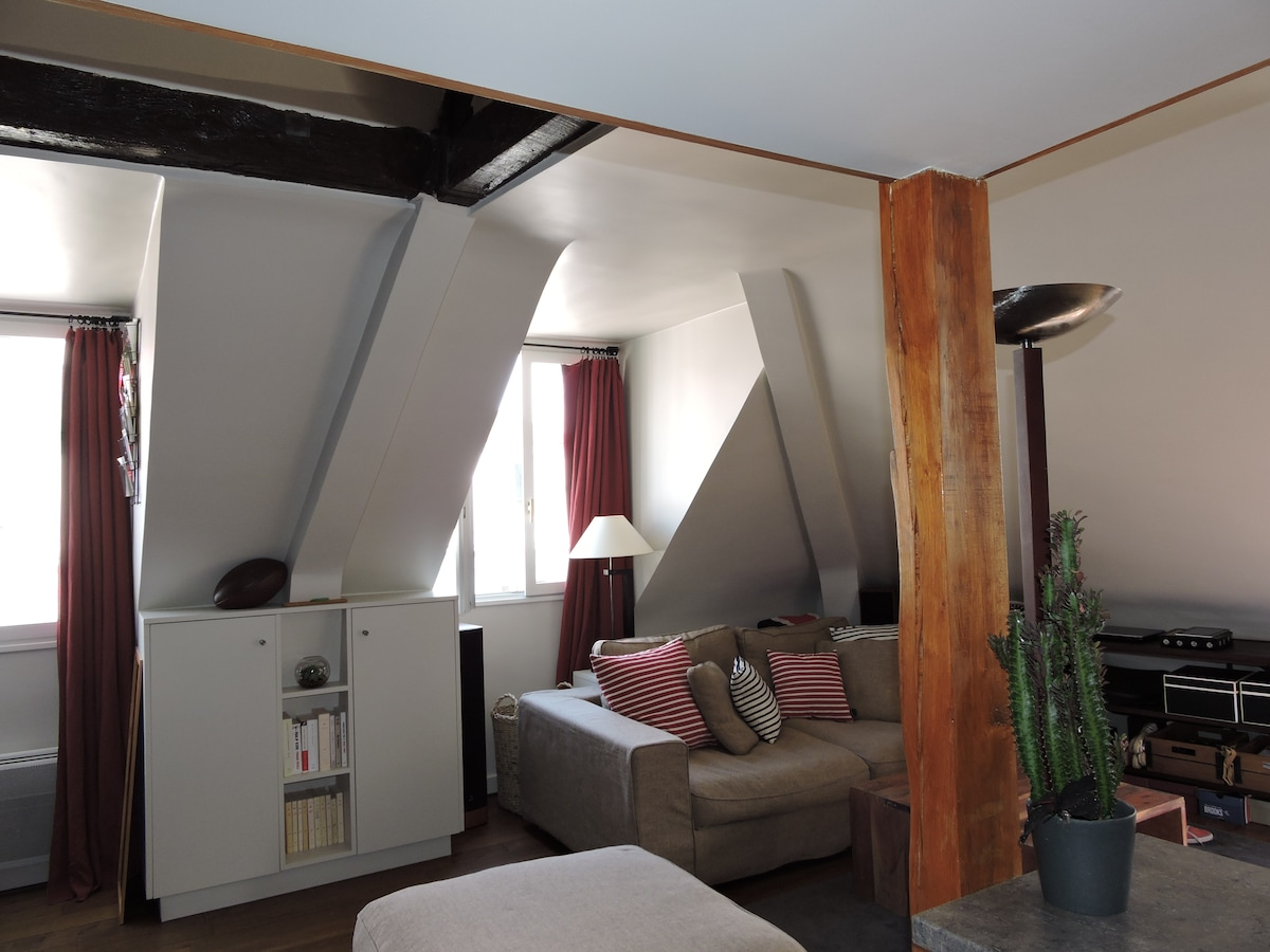 Outstanding appartment