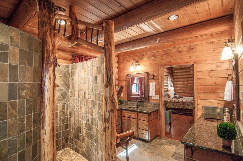 luxury stone showers