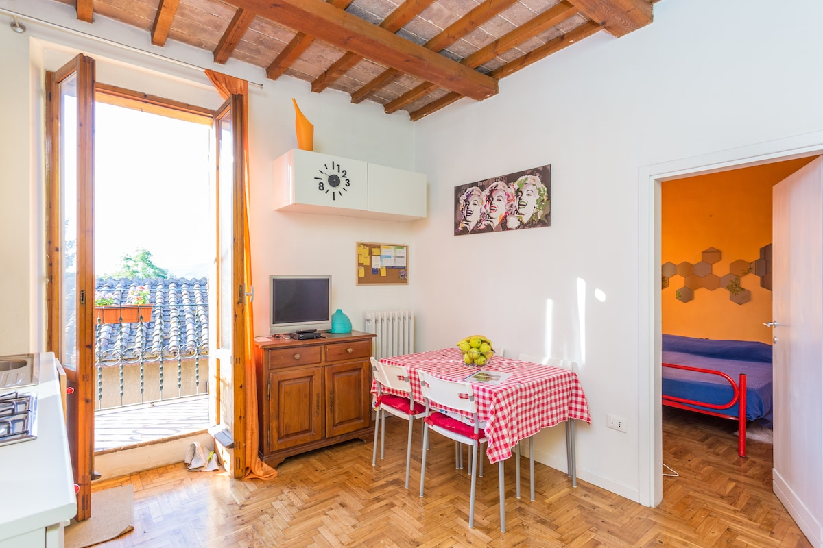 APARTAMENT IN THE HEART OF PERUGIA