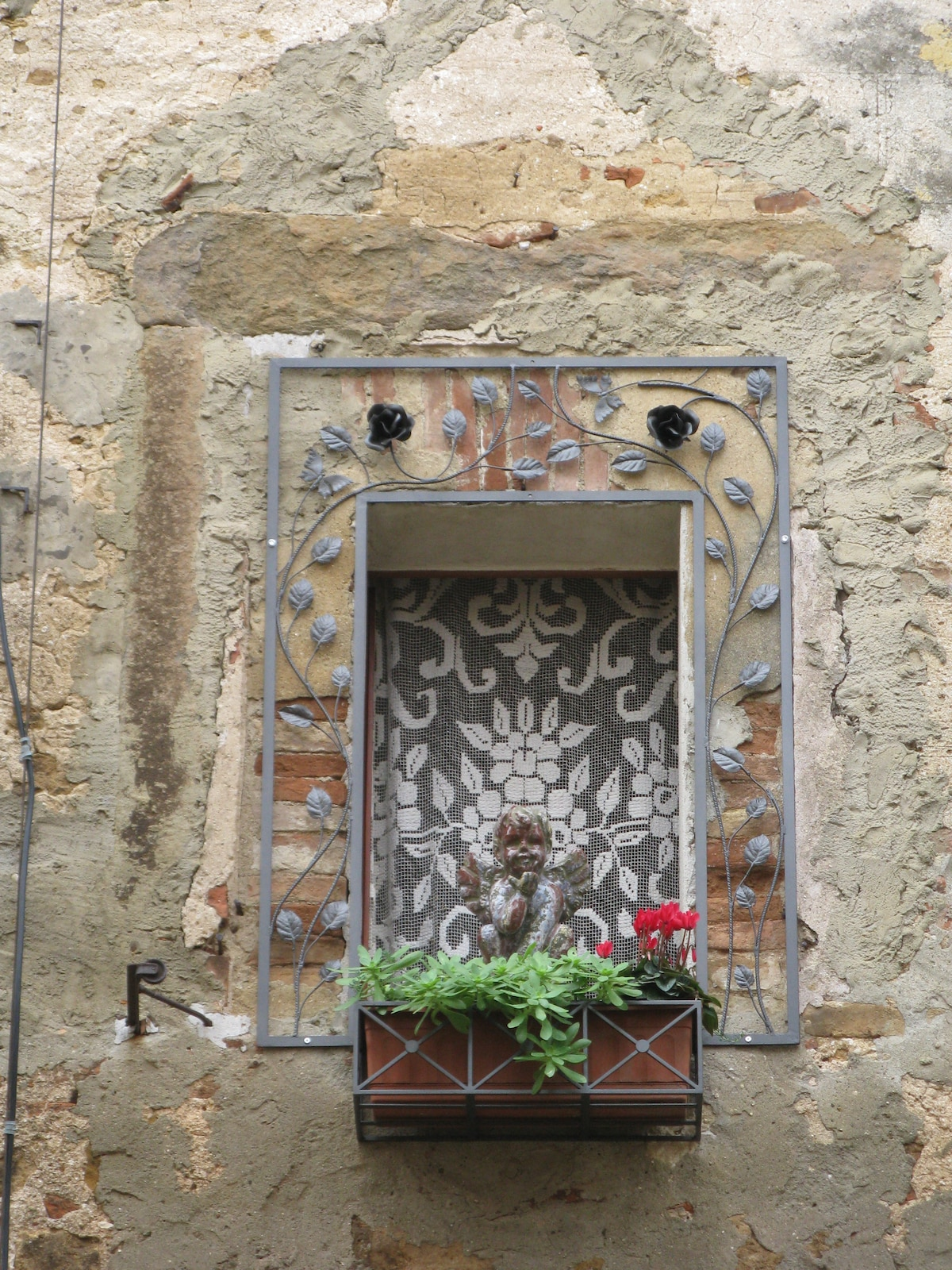 Toscana Pienza Centro Storico