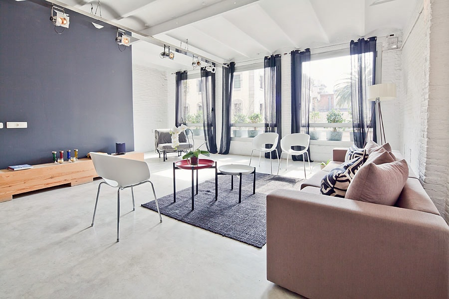 Designer LOFT in the heart of Bcn