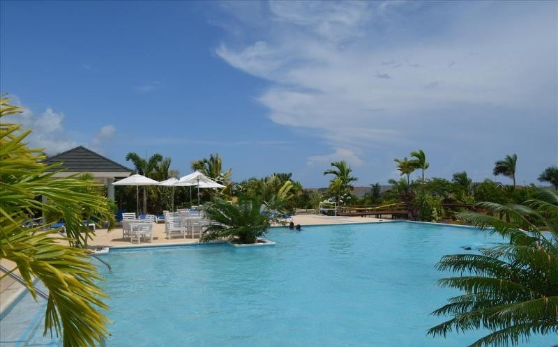 Villa @ The Palms with Oceanic View