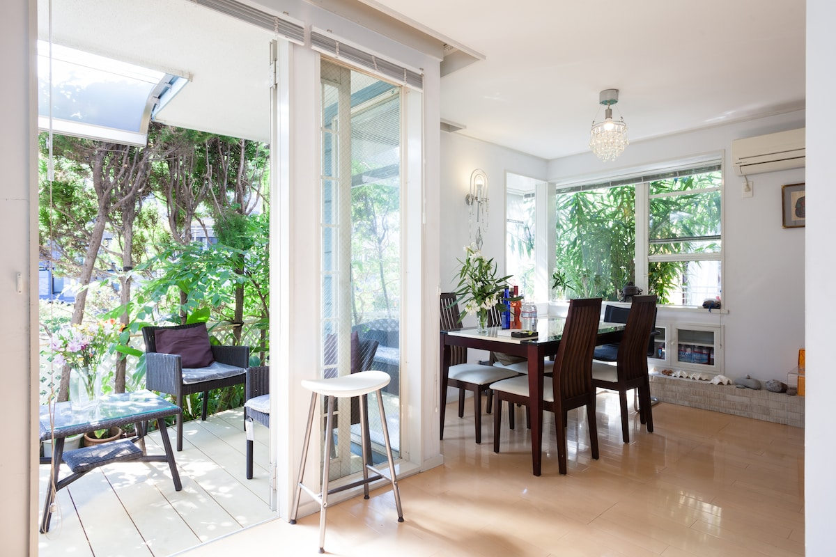 80M2 Living  withGarden
