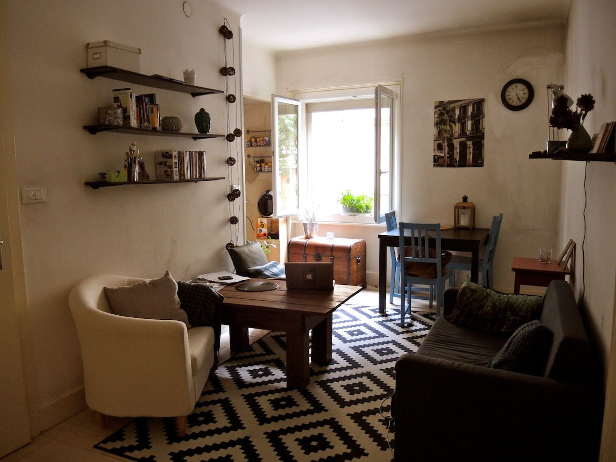 Cozy appartment in Lausanne center