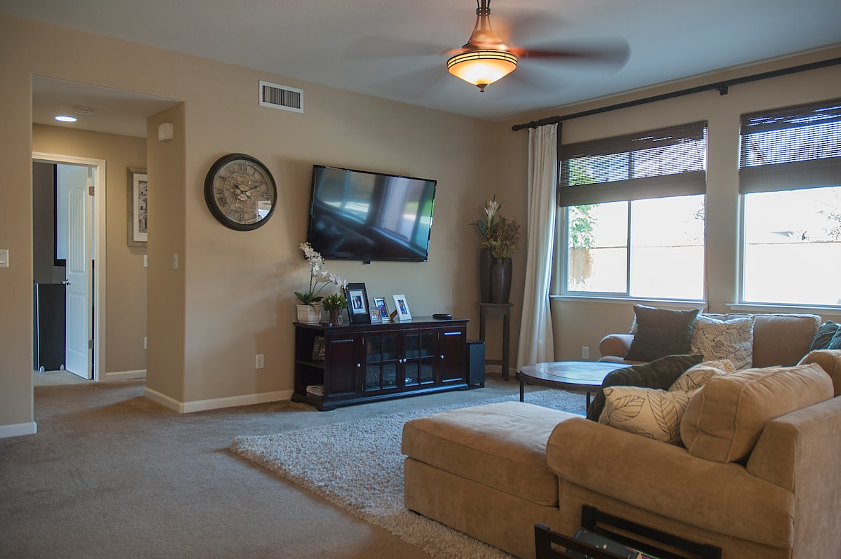 Private room with great amenities!