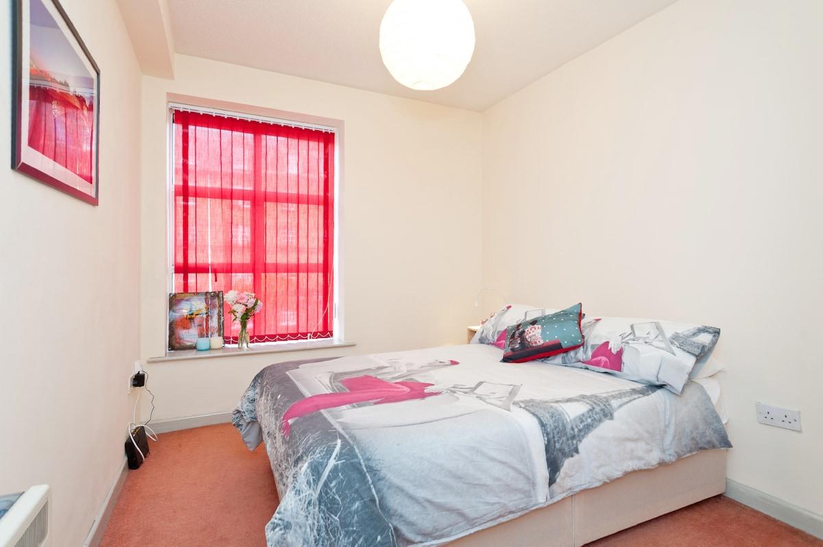 Bedroom of delight!