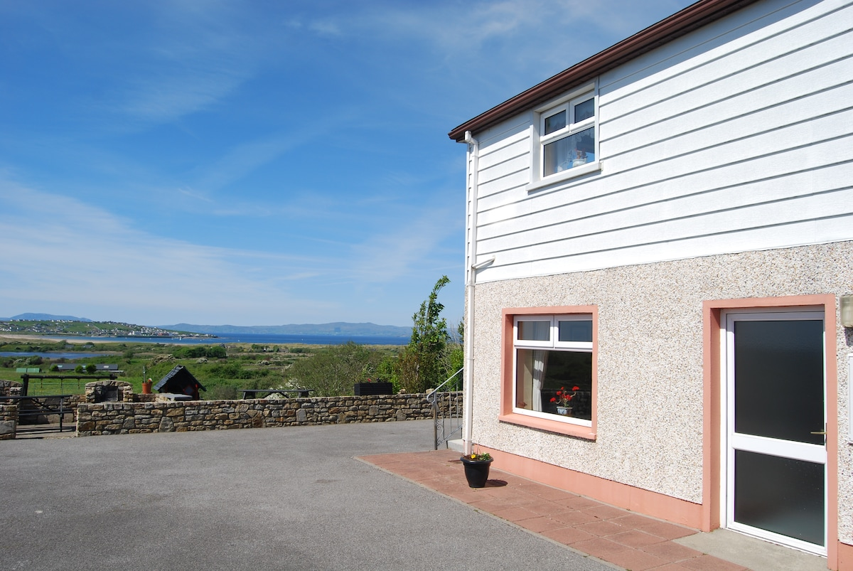 Overlooking Mullaghmore