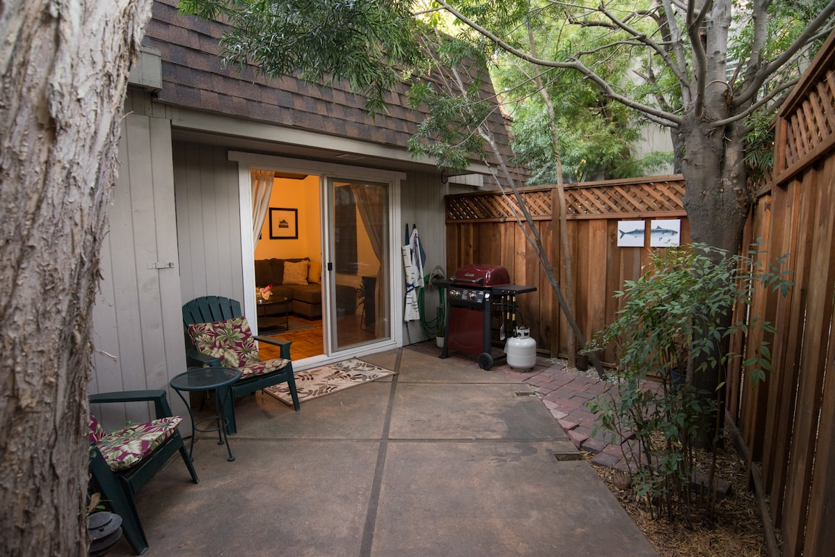 Private Los Gatos Cottage B