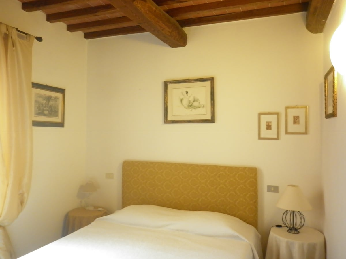 Apartment in Chianti near Siena