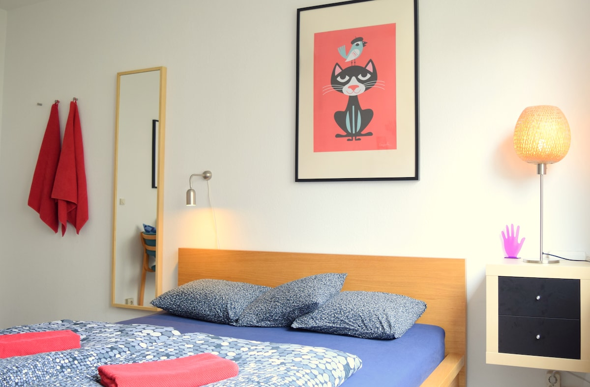 A lovely room in the Mitte - Berlin
