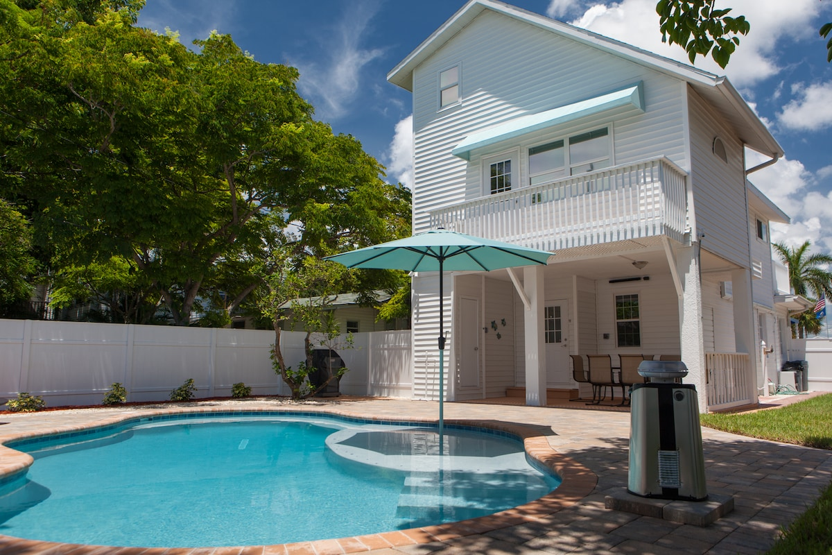 Elegance - 100 steps from the beach