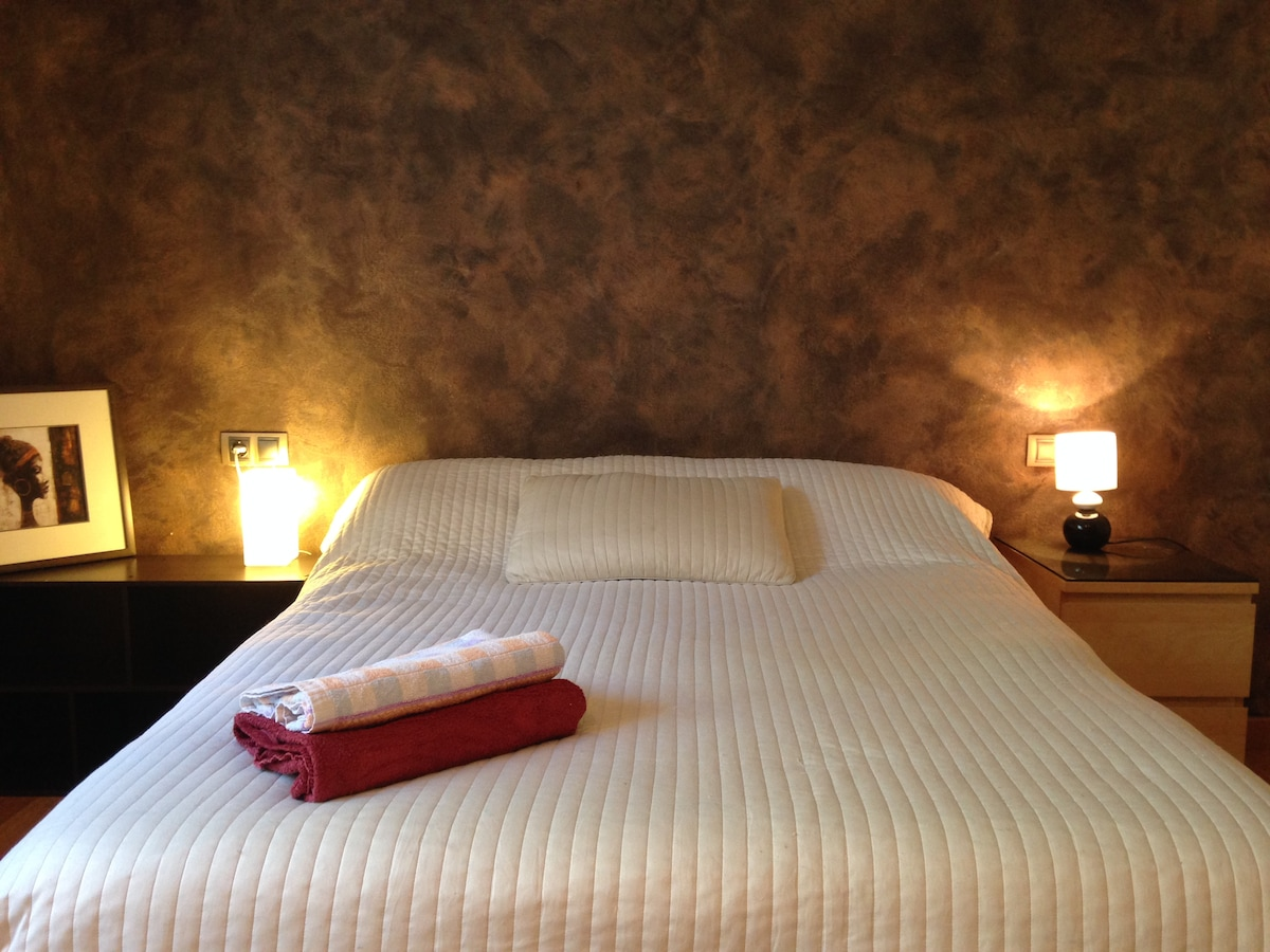 Warm & comfortable room en Andorra