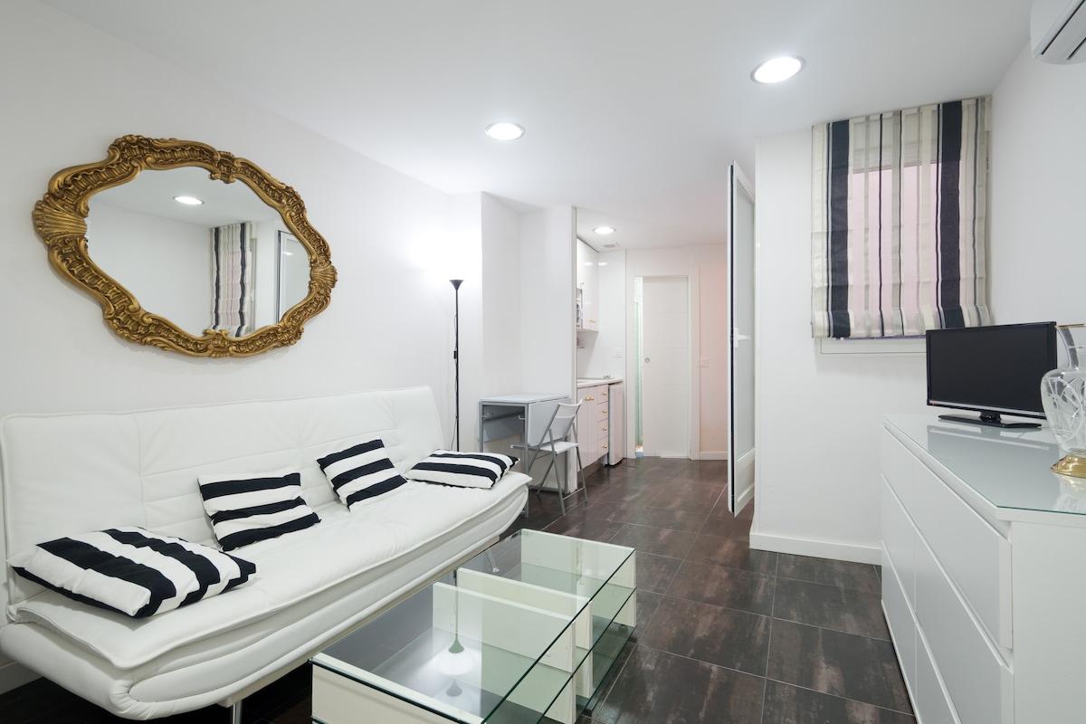Apartamento cómodo en el centro