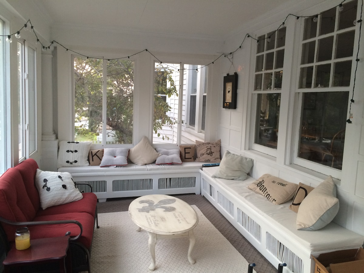 4 BR Home 3 Blocks from Beach