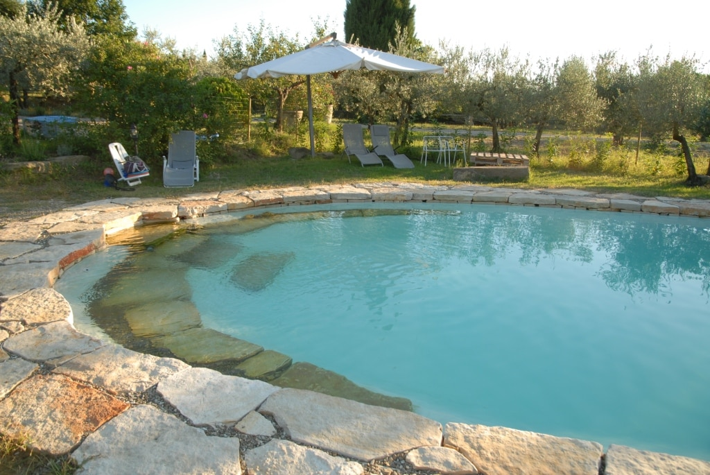 La piscina a sale The salted pool