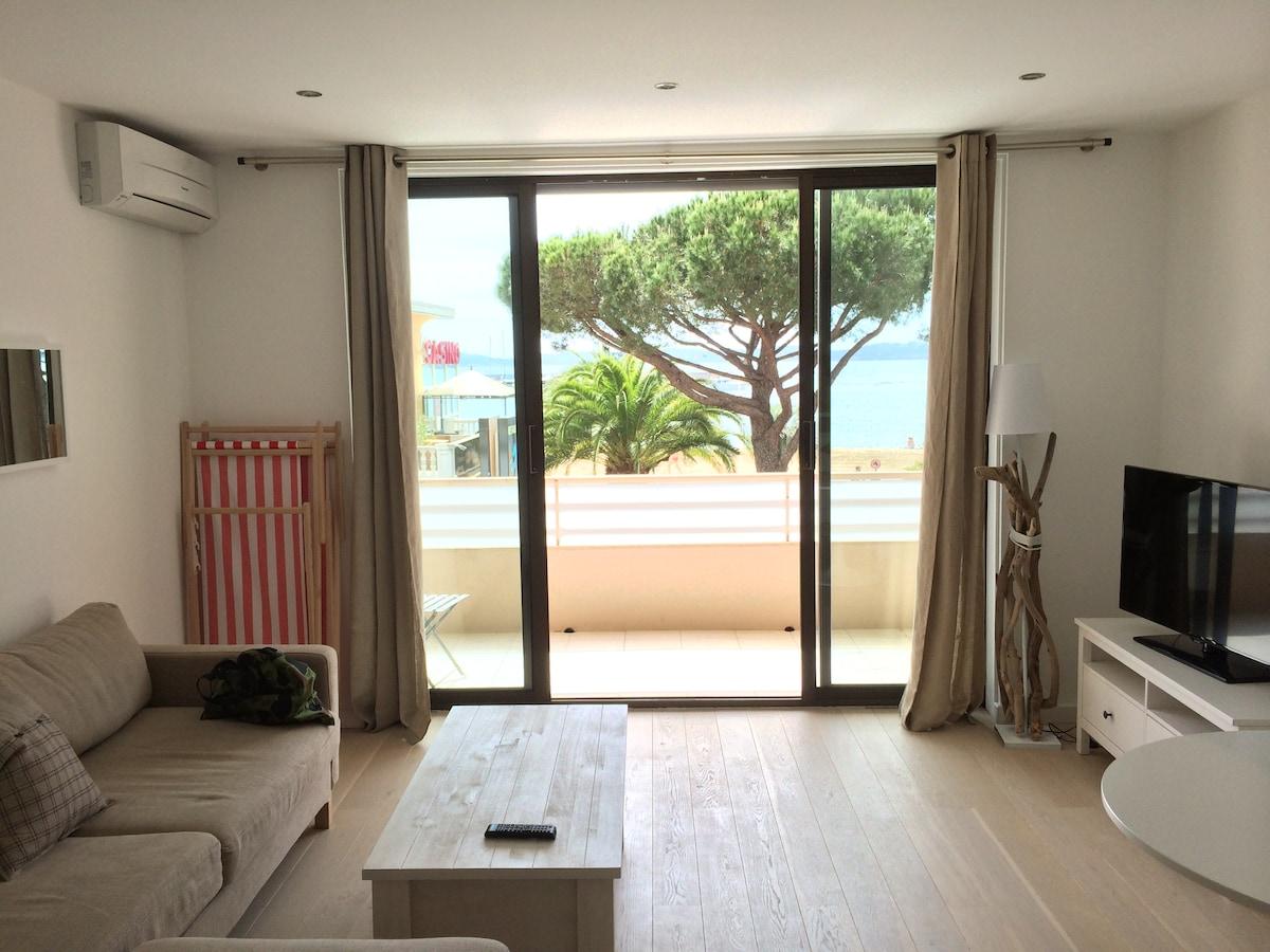 Appartement centre St Maxime