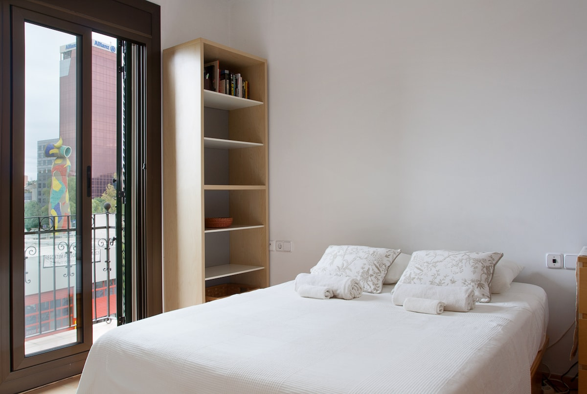 Nice apartment - Eixample near FIRA