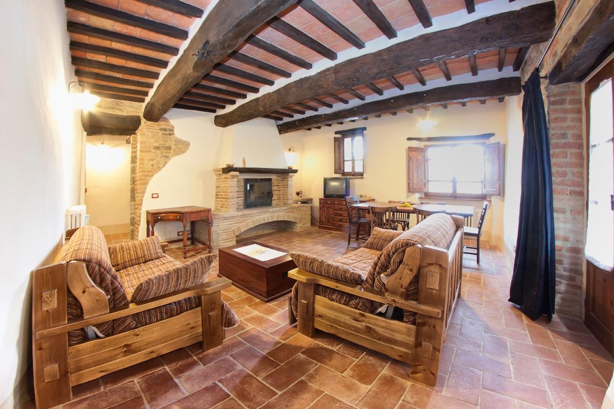 Stone Farmhouse with Pool 1 - Italy