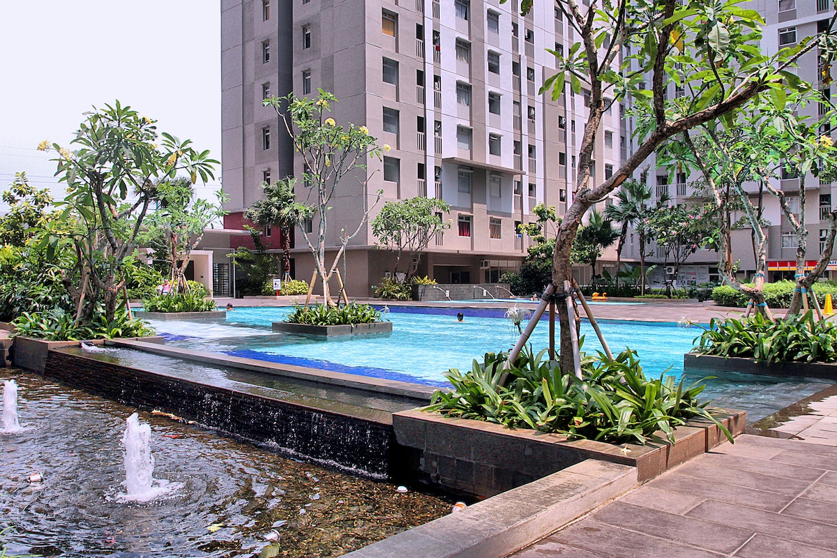 Sea View Charming Apartment Jakarta